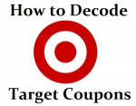 How to decode Target coupons to see if they are Store or Manufacturer BEFORE printing