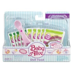 Make your own Food and Juice for Baby Alive Dolls – For Just pennies!