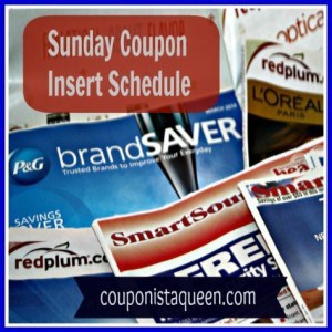 Couponista-Queen-Sunday-Coupon-Insert-Schedule-Square-300x300
