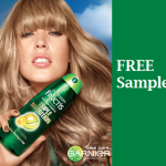 Garnier Triple Nutrition Sample