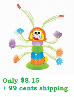 Deal | Banzai Wiggling Water Pillar Sprinkler $8.15 + 99 cents shipping at Kohls image