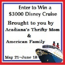 Giveaway | Win a Disney Cruise for 4 valued at $3000! image