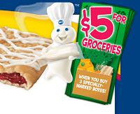 Pillsbury Toaster Strudels Rebate
