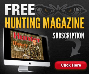 FREE | Subscription to North American Hunter magazine image