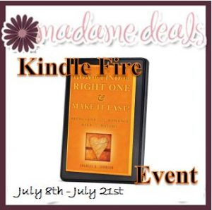 WIN | A Kindle Fire! image