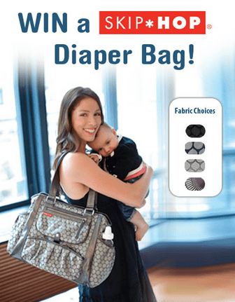 WIN | A Studio diaper tote by Skip*Hop image
