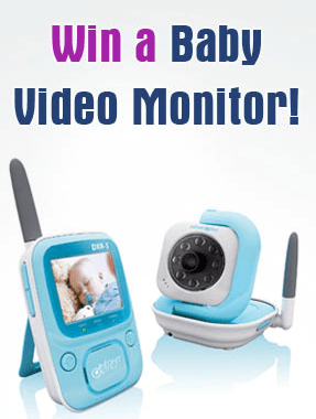 WIN | A wireless baby video monitor by Infant Optics! image