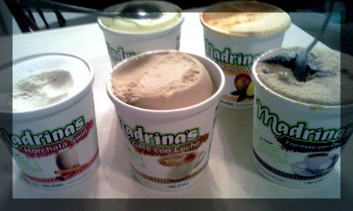 Madrinas Ice Cream CQ