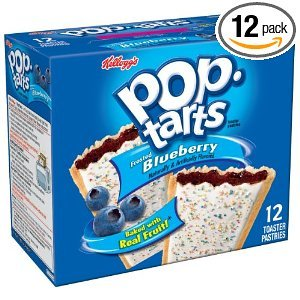 Blueberry Pop-Tarts