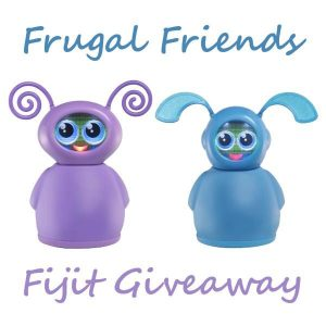 Fijit Friends Sweepstakes – Win either Logan or Willa {2 Winners} image