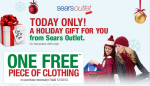 Sears Free Clothing
