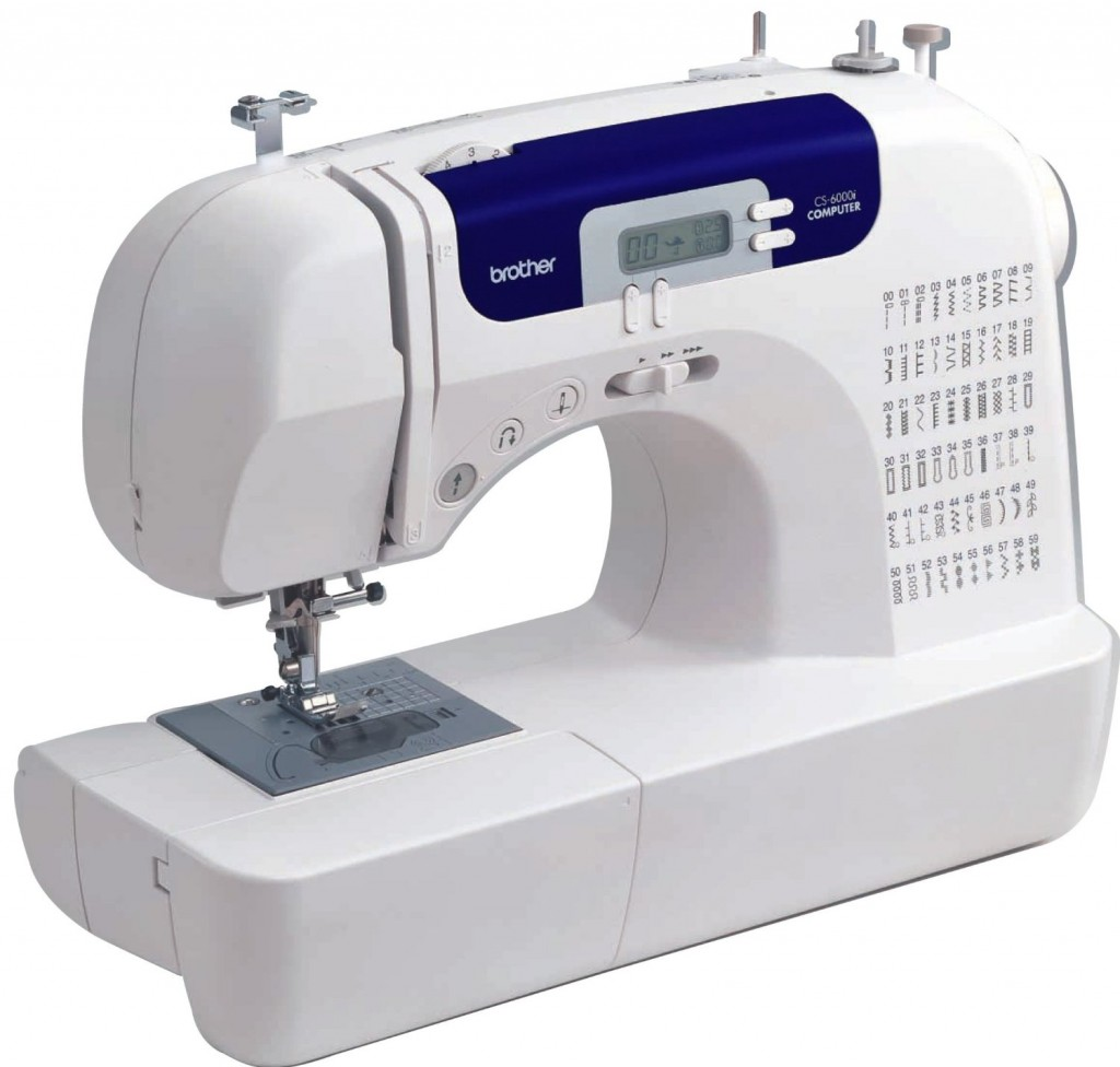 Brother CS6000i Advance Sew Affordable 60 Stitch Sewing Machine, over 60% and Free 1 day shipping! image