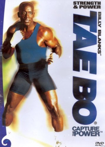 Billy Blanks   Tae Bo: Strength / Power DVD $3.72 image