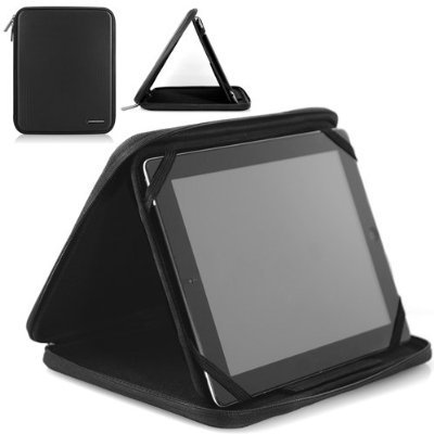 CaseCrown Hard Cover Case (Black) for the New iPad and iPad 2  Save over 80%! image