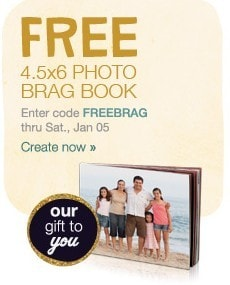 Walgreens Free Photo Book