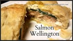 Recipe | Salmon Wellington