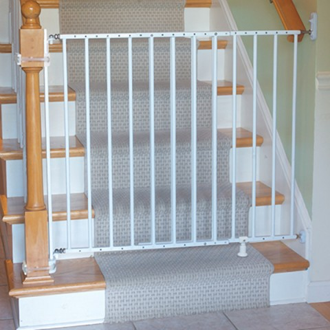 {Expired} Sure and Secure Baby Gate with Banister Kit $34 ...