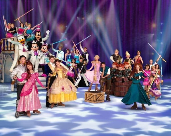 St. Louis Area Fans – See Disney On Ice Rockin' Ever After and Enter to Win Tickets