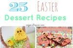 25 Awesome Easter Dessert Recipes
