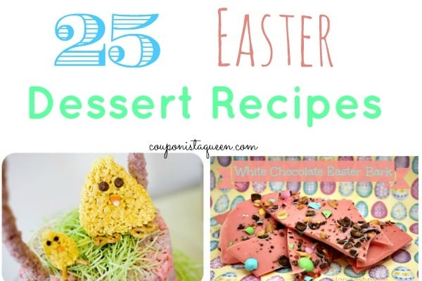 25 Awesome Easter Dessert Recipes image
