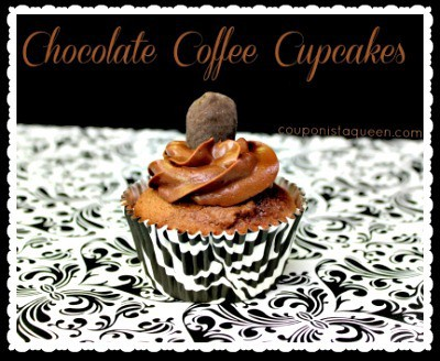 Chocolate Coffee Cupcake
