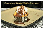 Chocolate Peanut Butter Cupcake with Chocolate Ganache Filling Recipe