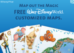 Disney Custom Map