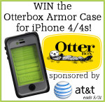 WIN an Otterbox Armor Case for iPhone [$99 Value]