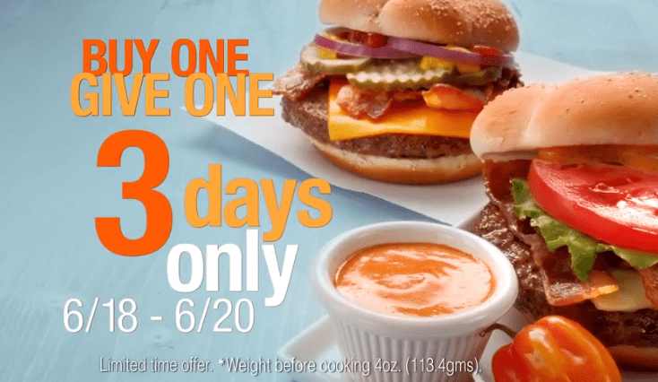 Buy One Get One Free McDonald   s Quarter PoundersQuarter Pounder Deluxe