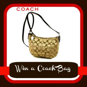 Win a Coach Bag