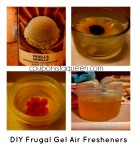 DIY Homemade Frugal Gel Air Fresheners