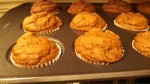 Easy, Frugal and Simple:  2 Ingredient Pumpkin Muffins