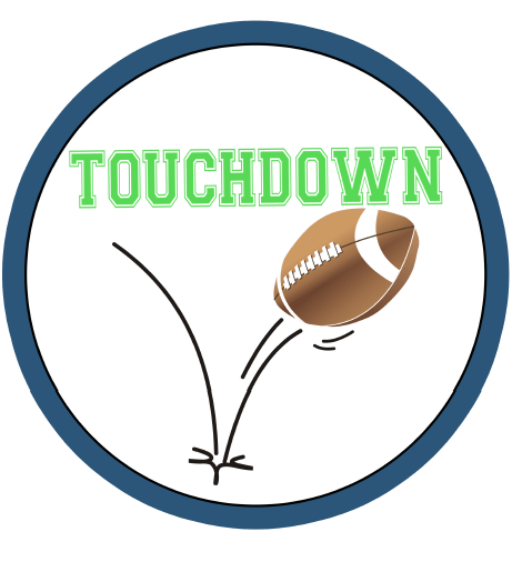 Touchdown Blue Green