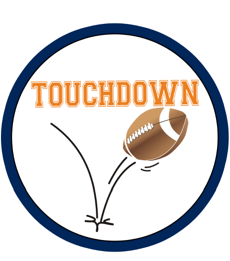 Touchdown Orange Blue