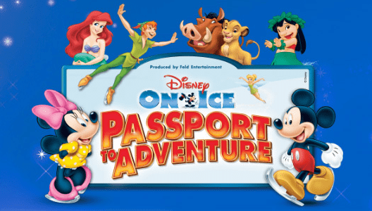 Disney On Ice presents Passport to Adventure – St. Louis – Win Tickets!
