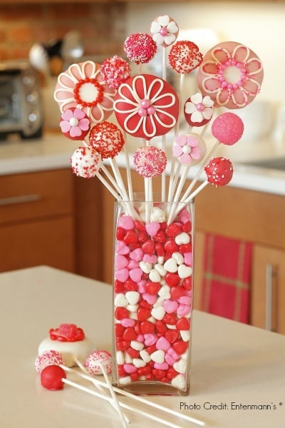 Entenmann's Sweet Valentine's Edible Bouquet (v3)