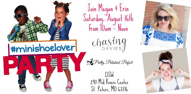 dsw shoe drive and kids department opening