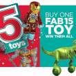 Kmart's 2014 Fab 15 Toys – PLUS You Could Win Them ALL!