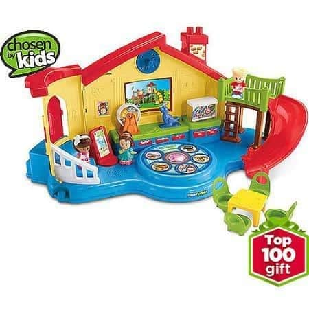 Fisher-Price Little People Musical Preschool
