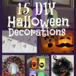 15 DIY Halloween Decorations