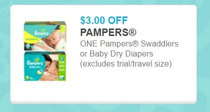 Pampers coupons printable 2018 canada