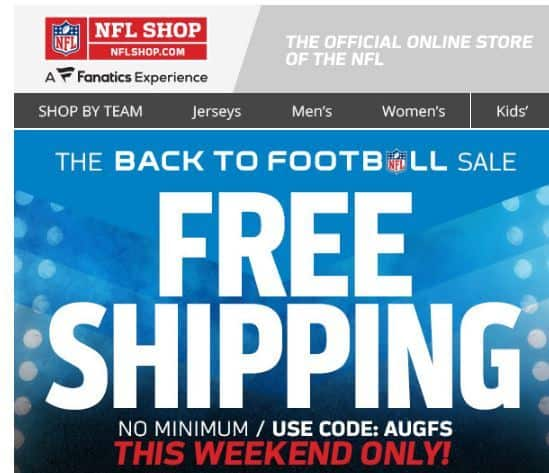 Nfl coupon code