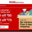 HOT! CVS $20 OFF Coupon & FREE SHIPPING! TODAY ONLY!