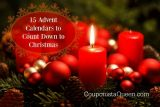 15 Advent Calendars to Count Down to Christmas