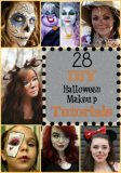 28 DIY Halloween Makeup Tutorials
