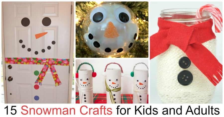 15-snowman-crafts-for-kids-and-adults-fb-collage
