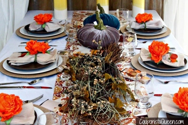 thanksgiving_fall_tablescape_couponistaqueen-com_table