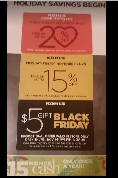 4b9d59a987be9 Kohls black friday coupon codes 2018 / Sodexho coupons outlets in ...