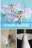 14 Adorable Angel Crafts