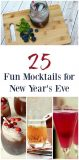 25 Fun Mocktails for New Year's Eve